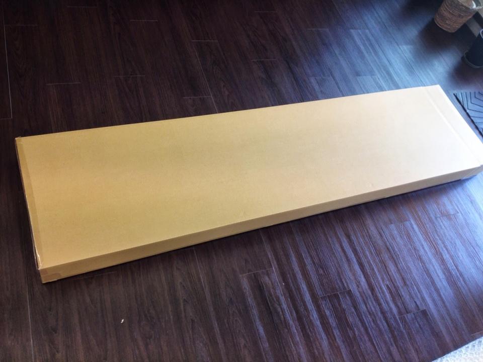 サーフボード用ダンボール