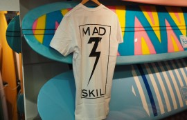 HOUSE OF MAD SKILLS TEE