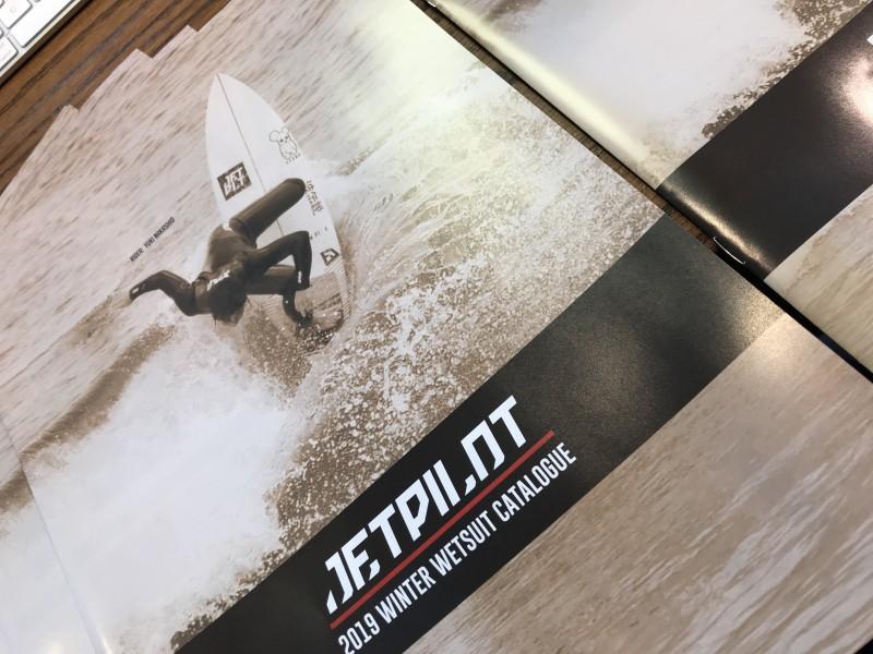 JETPILOT カタログ届きました